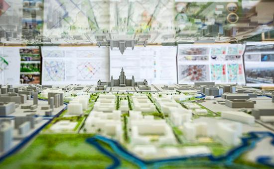 Проект научно-технологической долины МГУ
