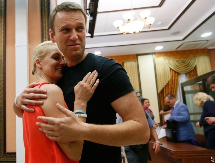 этого года фото навального с семьей самой