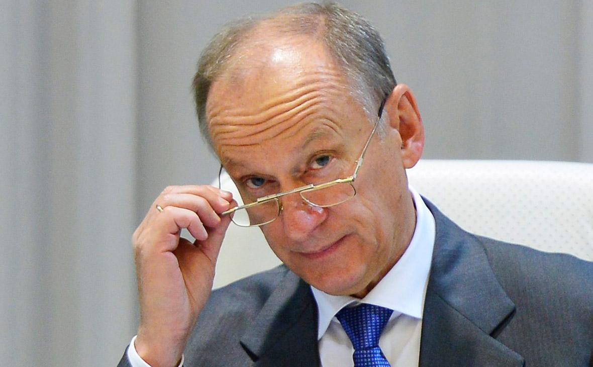 Николай Патрушев