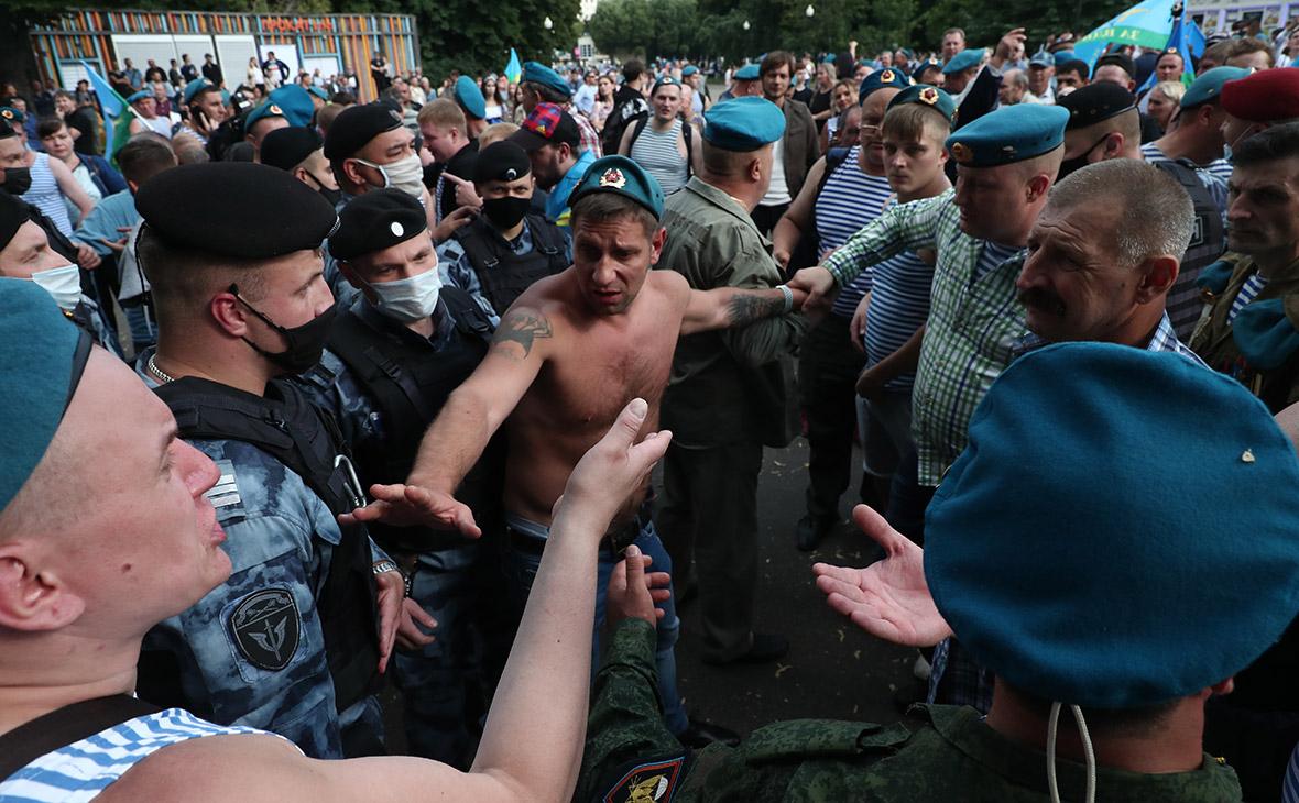 Клубы десантников в москве липецк ночные клубы отзывы