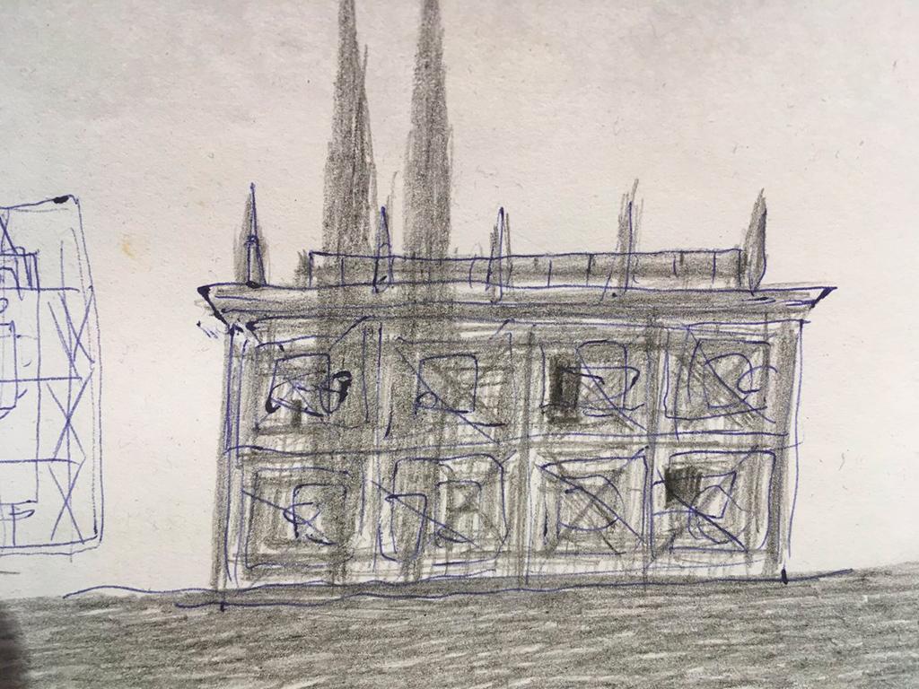 Эскизный проект «Виллы ПО-2»