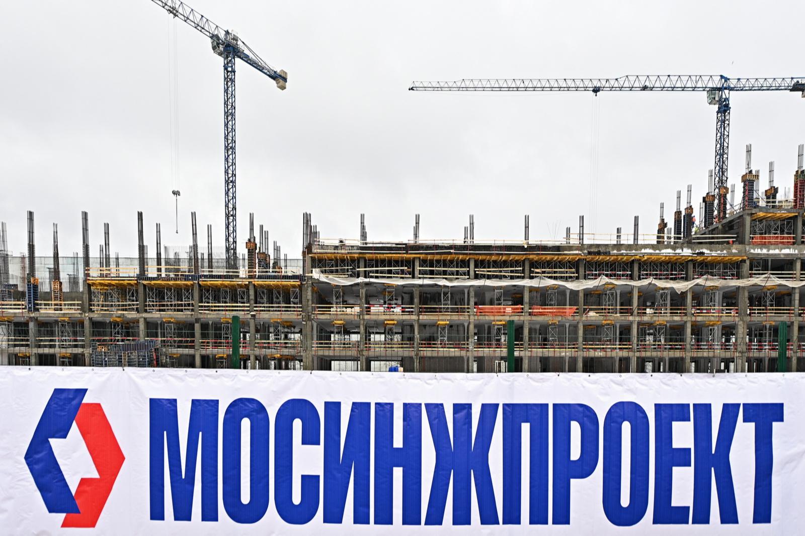 «Мосинжпроект»— оператор ряда ключевых градостроительных программ Москвы