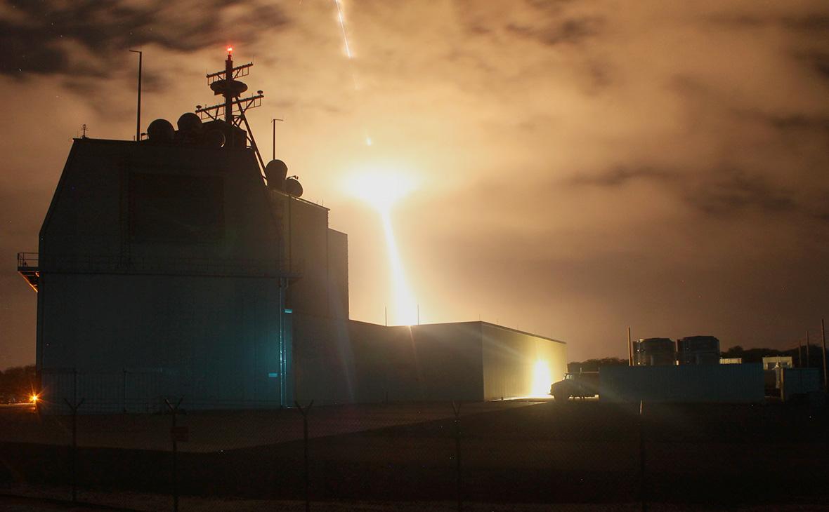 Наземный комплекс противоракетной обороны Aegis Ashore