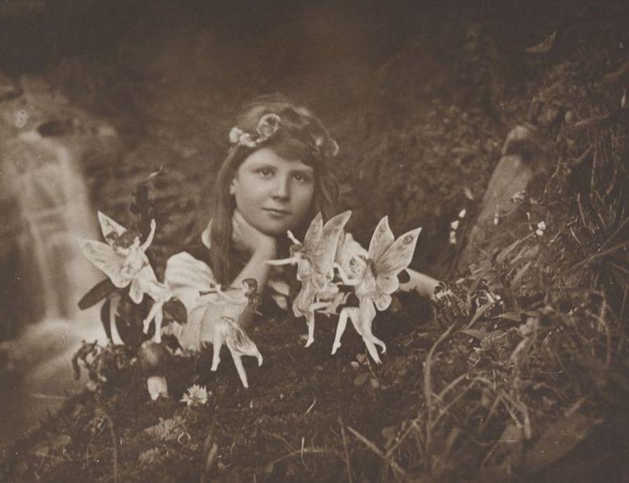 Френсис и феи, 1917 год