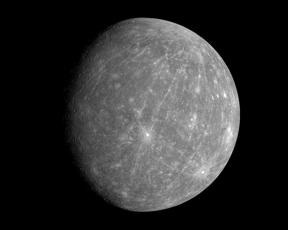 Кратер на Меркурии назвали Джоном Ленноном