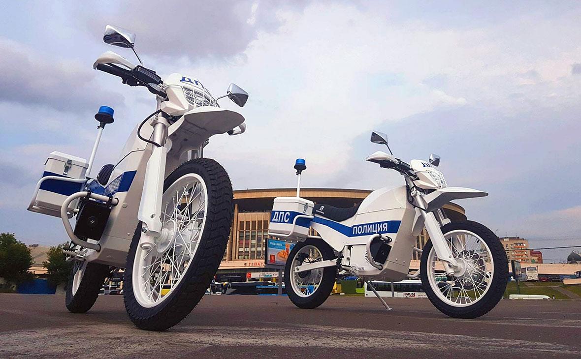 Электромотоциклы «Иж»