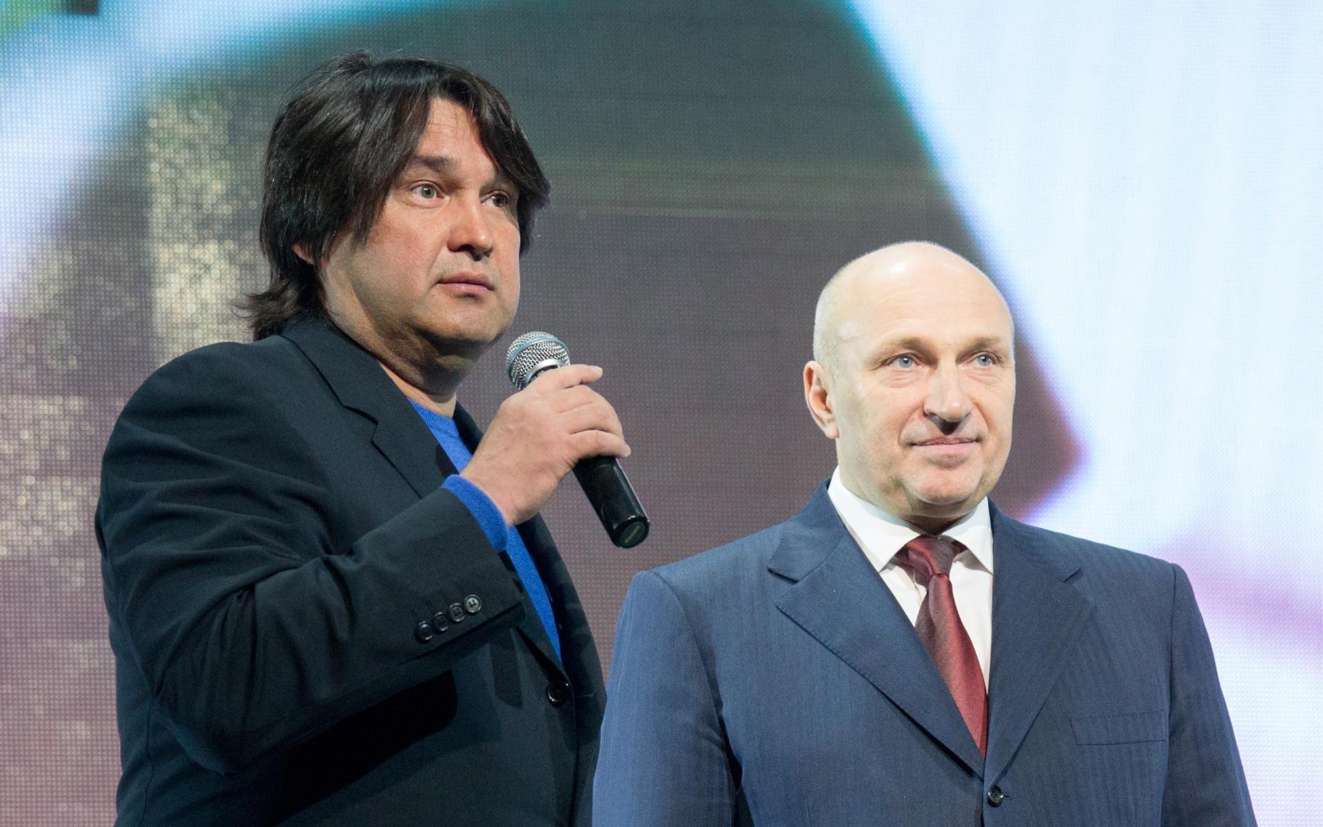 Фото: Шамиль Газизов (слева) (Вадим Брайдов/ТАСС)