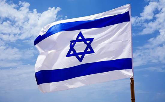 Государственный флаг Изриаиля