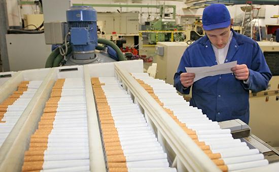 Фабрика по производству табачных изделий сигареты житан купить в москве в розницу