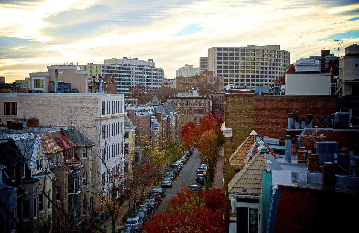 Вашингтон, столица США