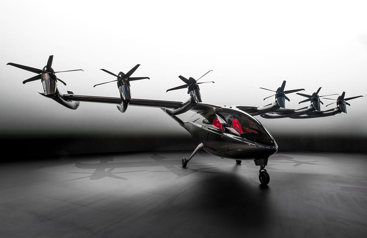 Фото: Archer Aviation