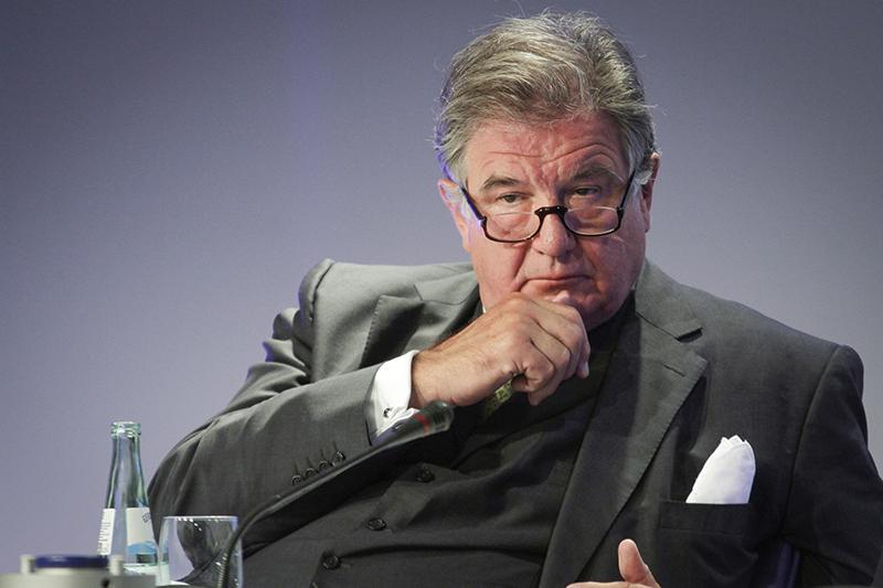 Бывший председатель правления RWE Юрген Гроссманн