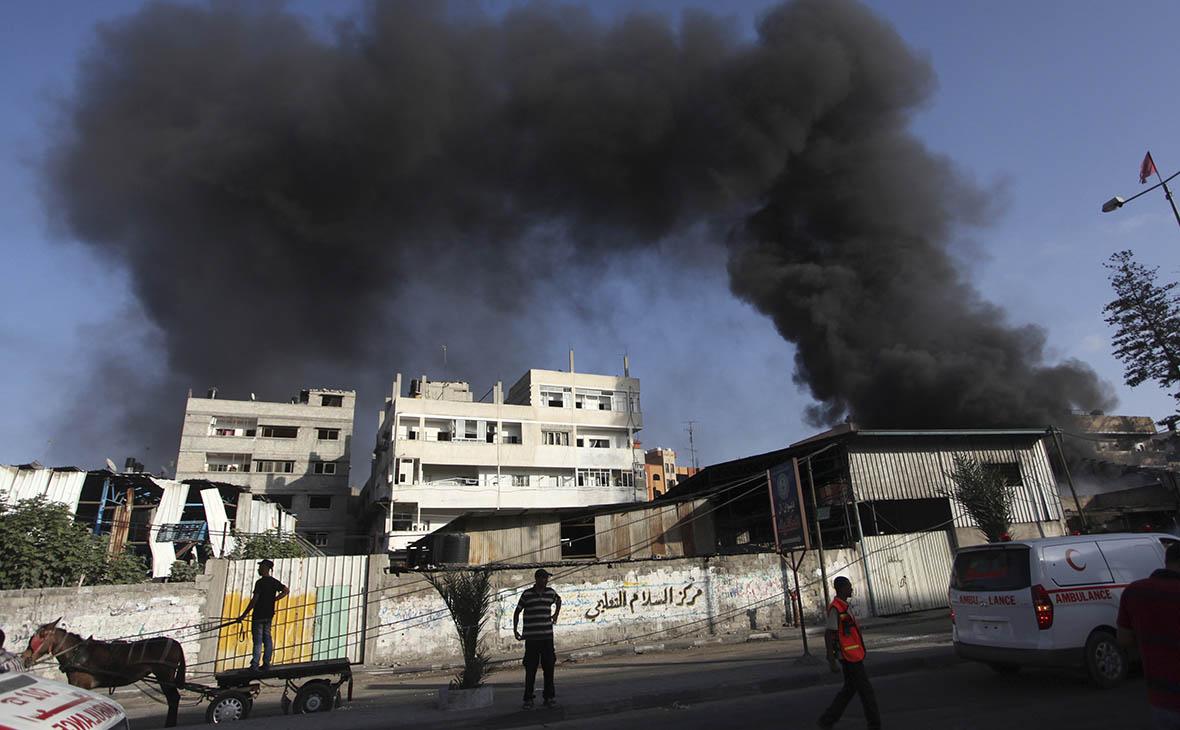 Фото: Ashraf Amrah / Reuters