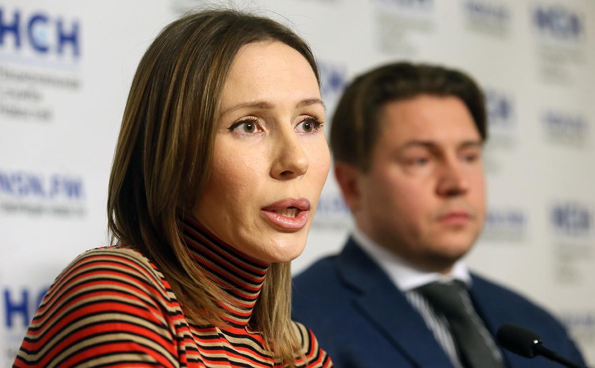 Марина Семынина