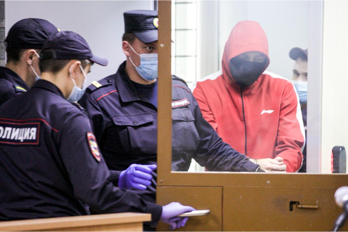 Виталия Бережного задержали 25 августа