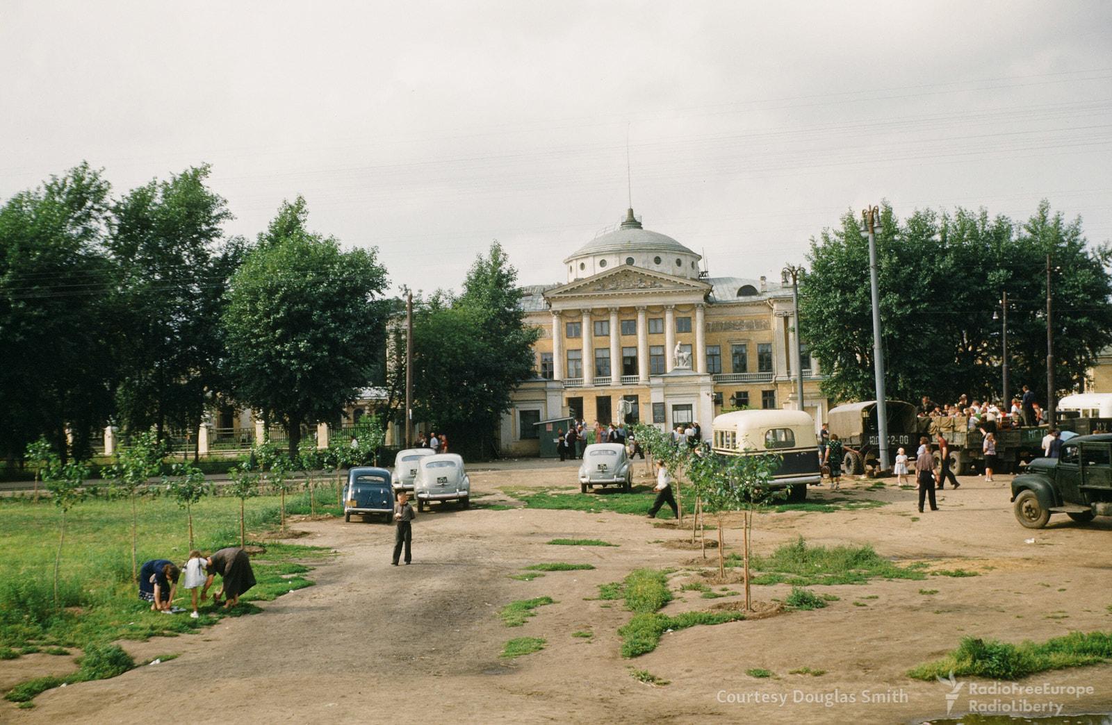 Останкинский дворец, Москва