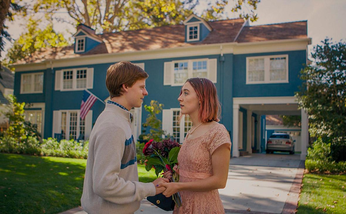 Фото: кадр из фильма «Леди Берд»