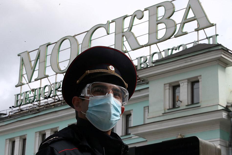 Фото:Сергей Карпухин/ТАСС