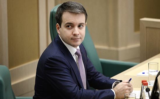 Глава Минкомкомсвязи Николай Никифоров