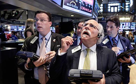 Нью-Йоркская фондовая биржа