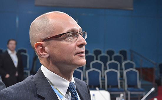 Первый заместитель руководителя администрации президента РоссииСергей Кириенко