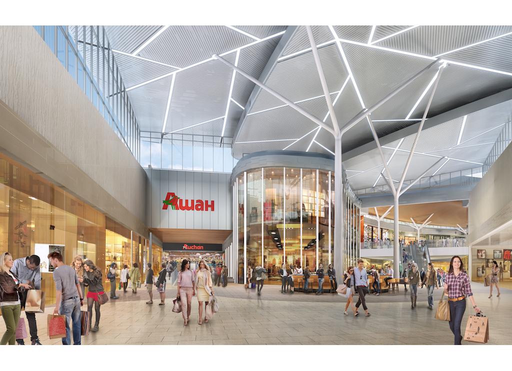 В новой «МЕГЕ» появятся более 130 новых магазинов и общественных пространств для отдыха, шопинга. К существующему «Вкусному Бульвару» добавится новое пространство с десятьюкафе и ресторанами