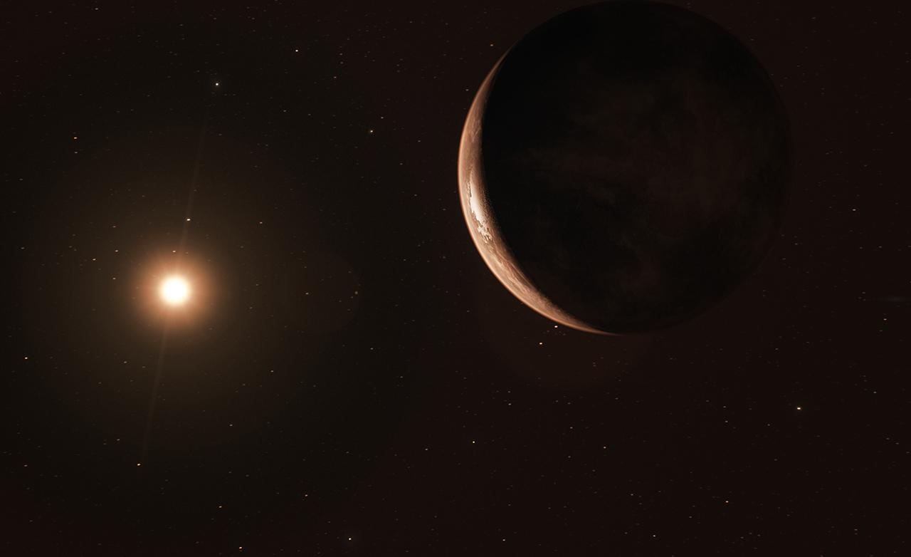 Экзопланета Barnard's Star b