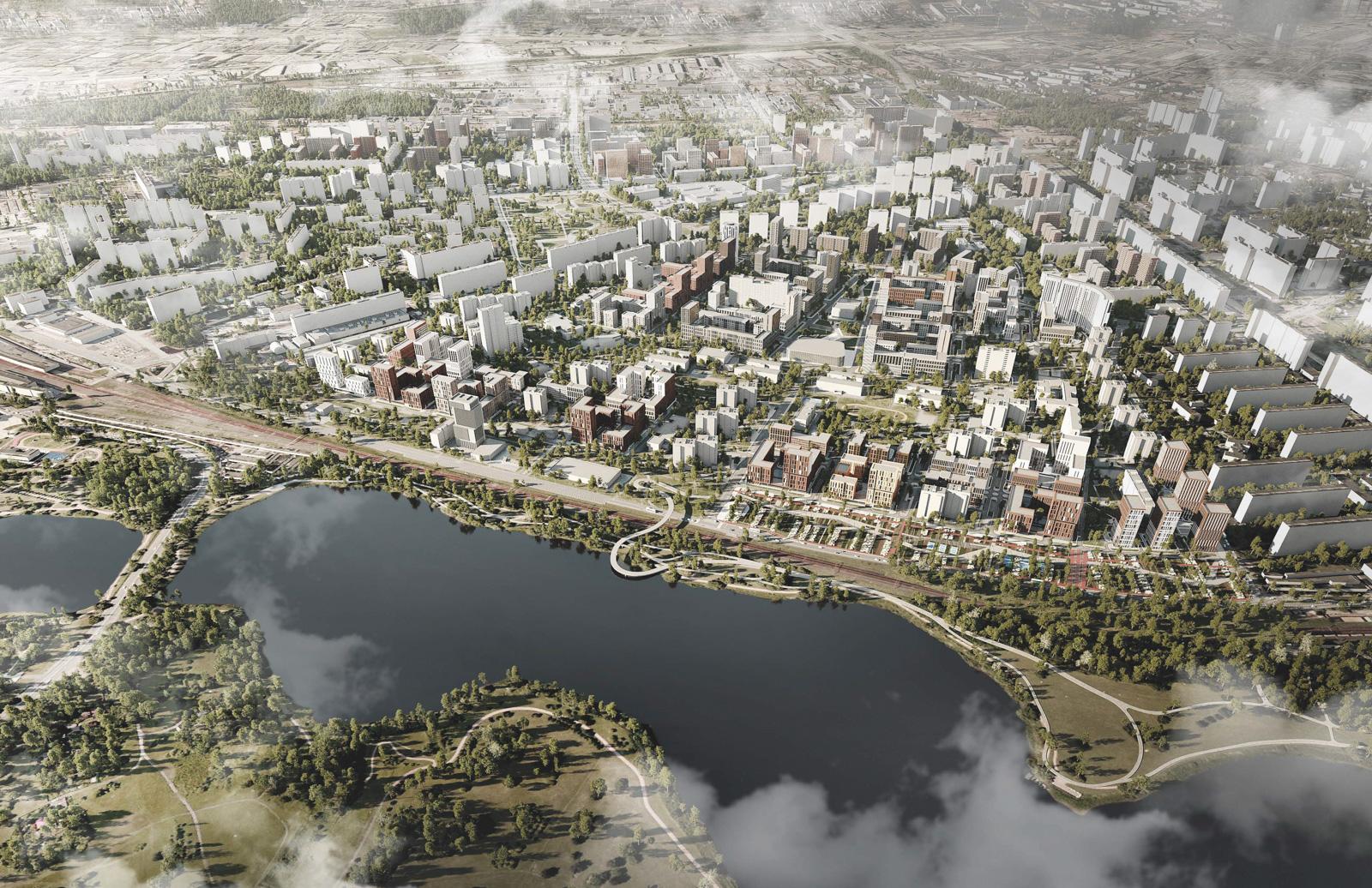 Фото:«Хайлайт Архитектура» + PETITDIDIERPRIOUX Architects