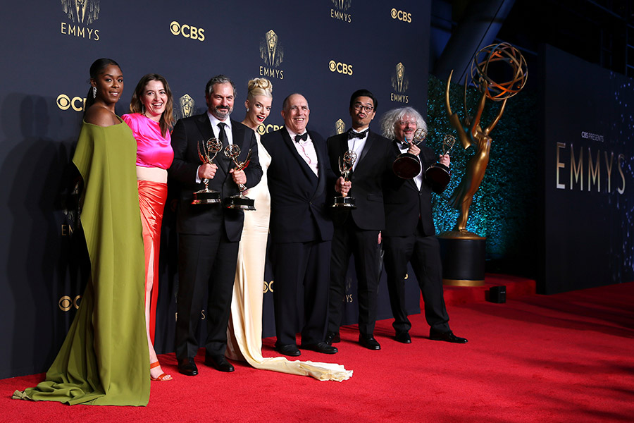 Фото:Danny Moloshok / Invision for the Television Academy / AP