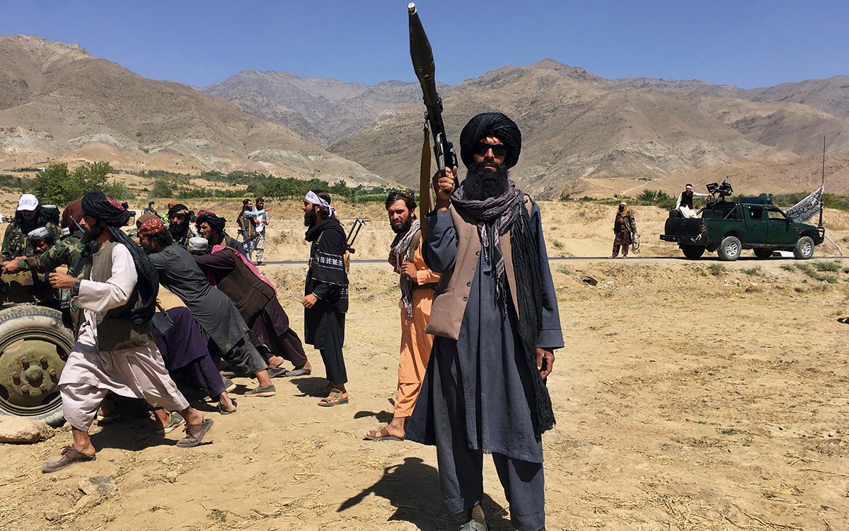 Фото: Mohammad Asif Khan / AP