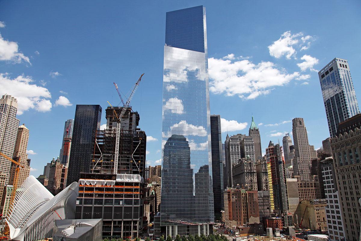 Здание строили пять лет—с2008 по2013 год
