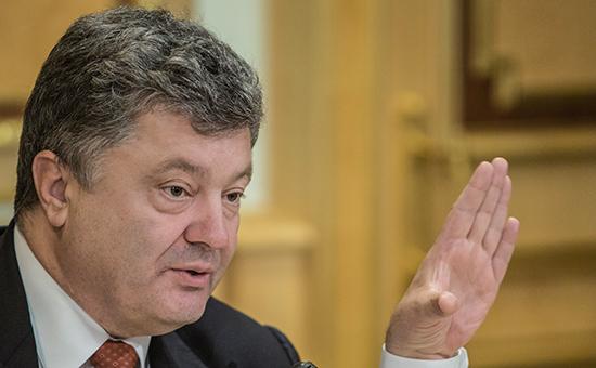 Порошенко рассказал о главной цели своей поездки на Генассамблею ООН
