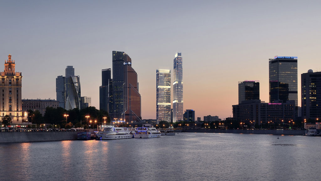 Общая площадь небоскребов Neva Towers составит 350 тыс. кв. м