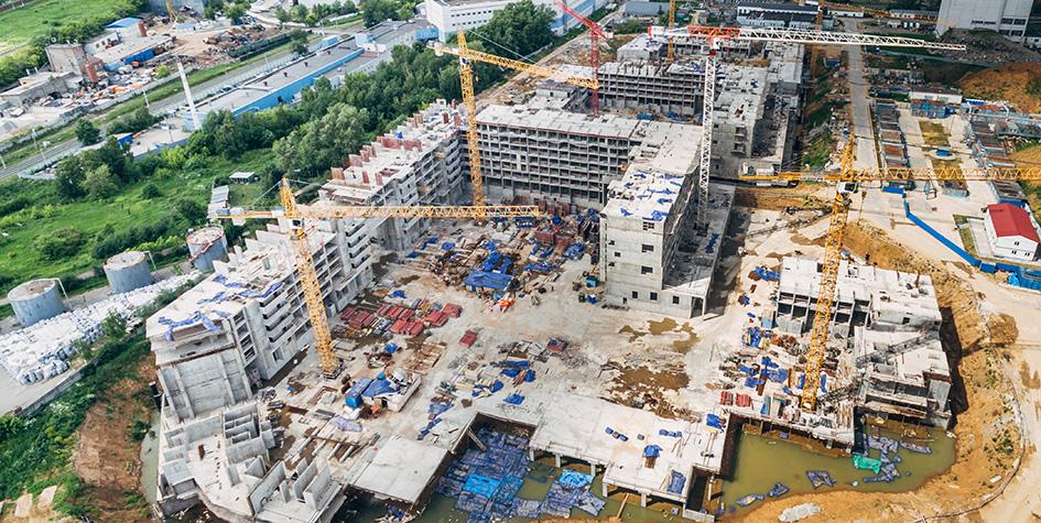 Строительство ЖК «Царицыно-2» в Бирюлеве Восточном