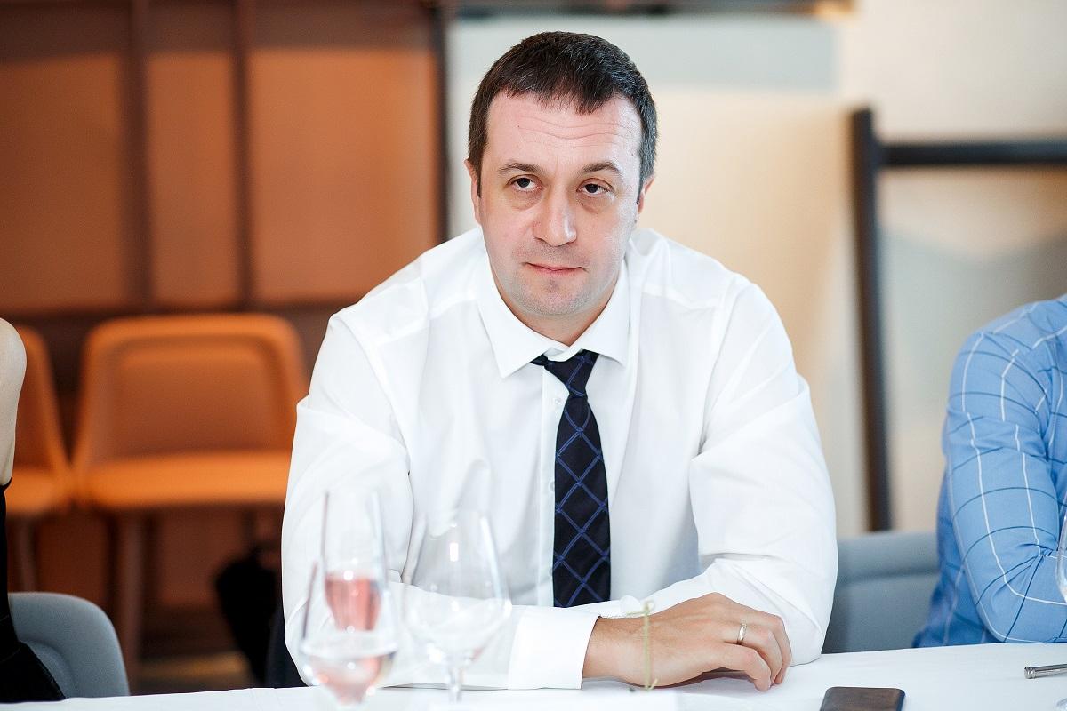 Фото:Бока Су. На фото: Дмитрий Красюк, ПАО «Промсвязьбанк»