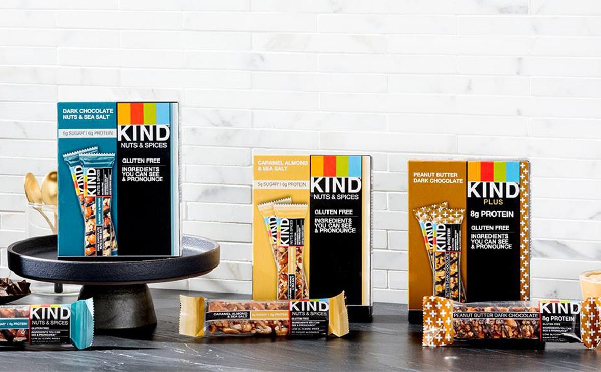 Фото: KIND Snacks / Facebook
