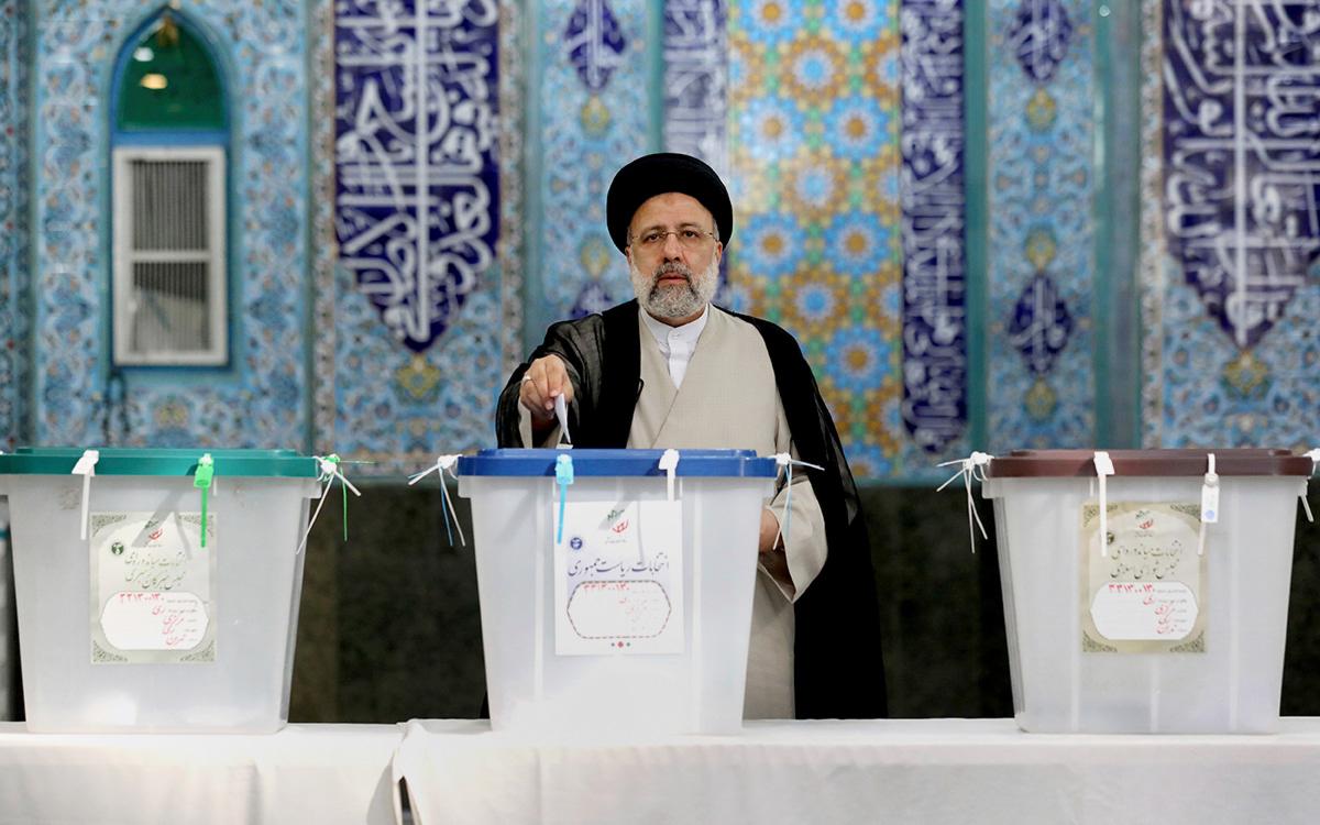 Ибрагим Раиси