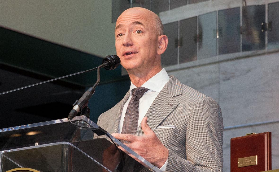 Глава Amazon Джефф Безос