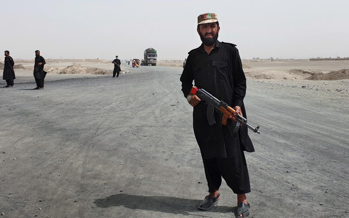 Фото: Tariq Achakzai / AP