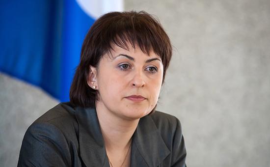Экс-глава Петрозаводска Галина Ширшина