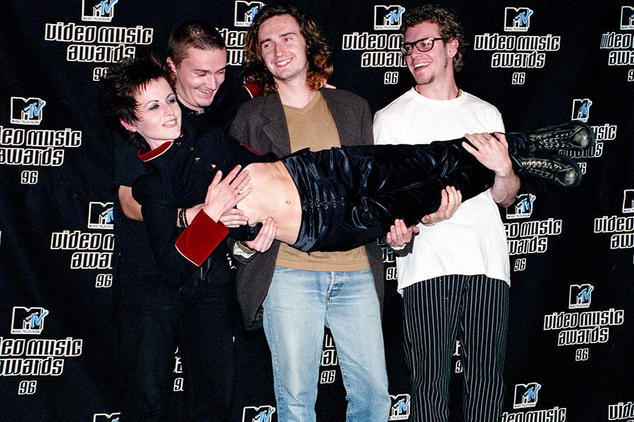 Церемония вручения премии MTV Music Awards 4 сентября 1996 года