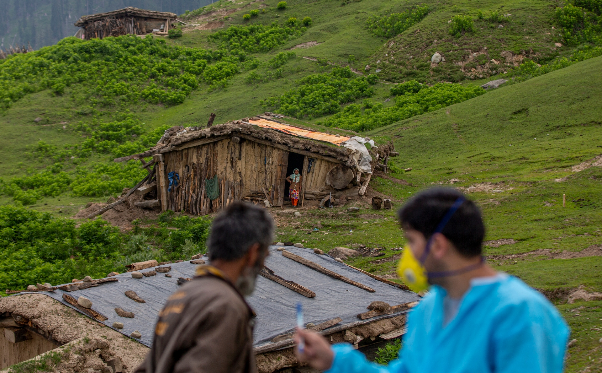 Фото:Dar Yasin / AP