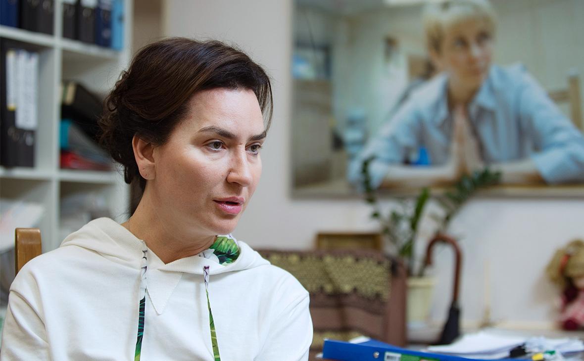 """Президент благотворительной организации """"Справедливая помощь Доктора Лизы"""" Ксения Соколова"""