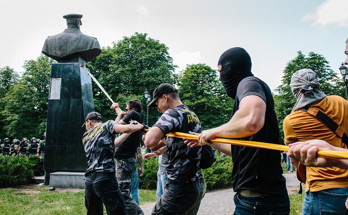 Фото: Павло Пахоменко / EPA / ТАСС