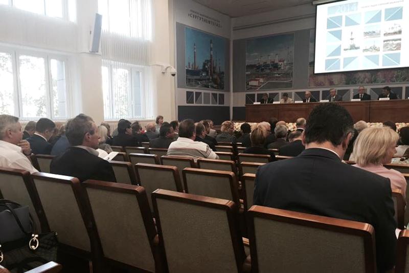 Собрание акционеров «Сургутнефтегаза»