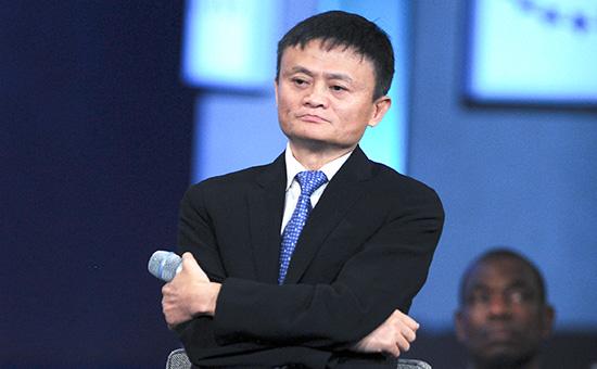 Основатель интернет-компании Alibaba Джек Ма