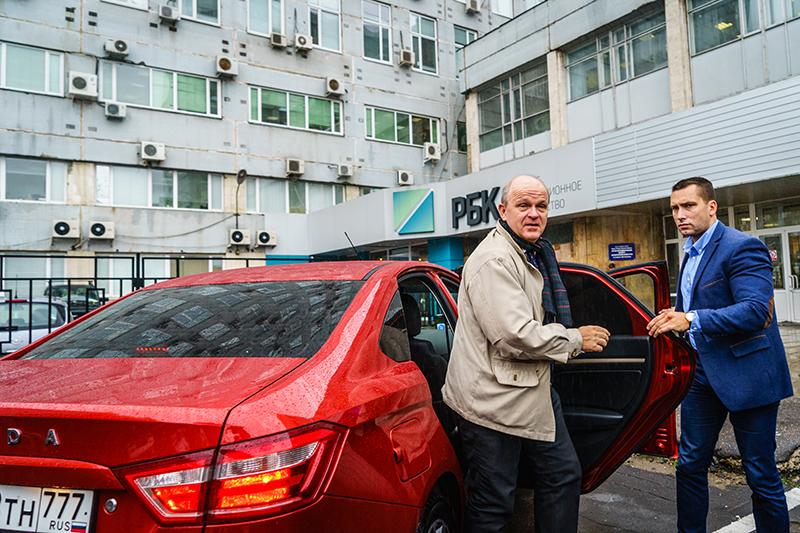 Президент АвтоВАЗа Николя Мор