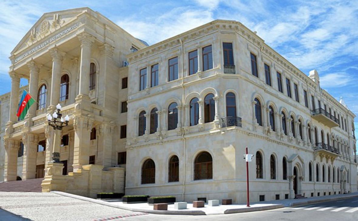 Здание Генеральной прокуратуры Азербайджана