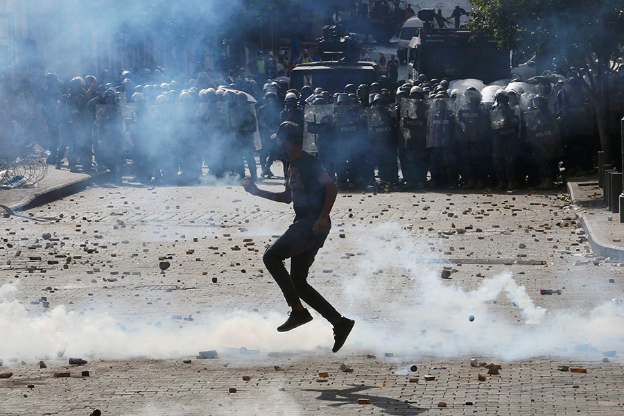 Фото:Aziz Tahe / Reuters