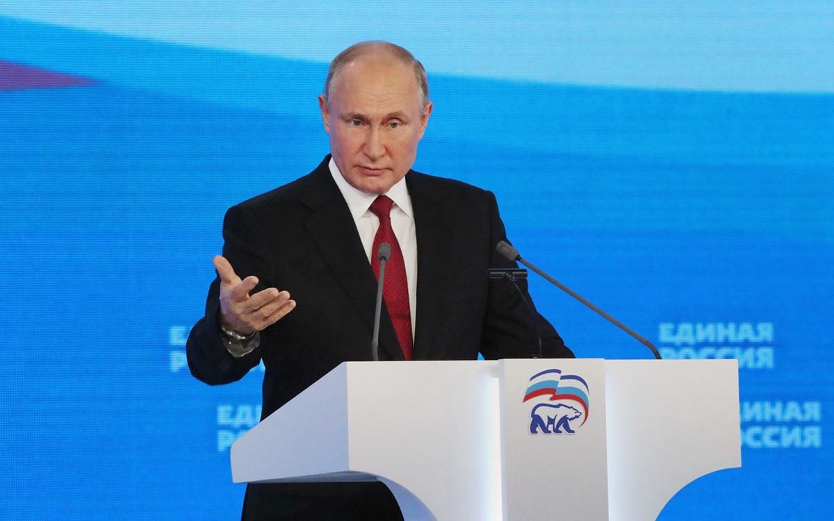 Путин предложил «Единой России» пойти на выборы с Шойгу и Проценко